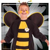 Disfraces de abejas