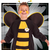 Bienen-Kostüme