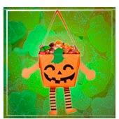 Accesorios de calabazas halloween