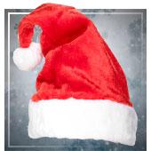 Zubehör Weihnachtsfrau