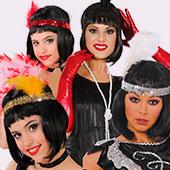 Accessoires Cheveux des Années 20 Flapper et Charleston
