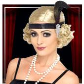 Accessoires Cancan, Cabaret et Burlesque