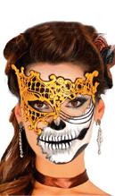 antifaces de halloween para disfraz