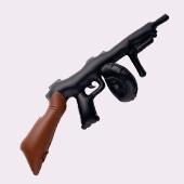 Armas de Gánsters y Mafiosos
