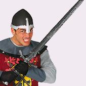 Armas de medievales y guerreros