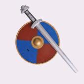 Armes de Vikings et Barbares