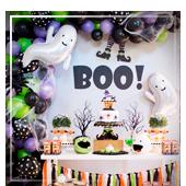 Cubertería Halloween