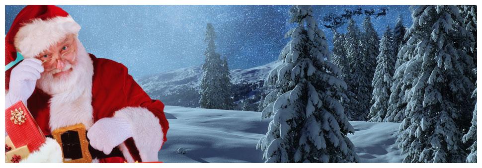 Déguisements de Père Noël