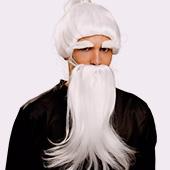 Barbas de Chinos, Orientales, Ninjas y Geishas