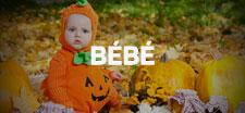 Déguisements Halloween pour bébé