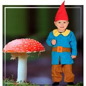 Disfraces de hadas, duendes, elfos y ninfas para bebe