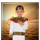 Disfraces de Egipcios para Bebe