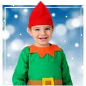 Disfraces de Elfo para bebé