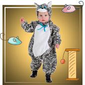 Katzen Kostüme für Baby
