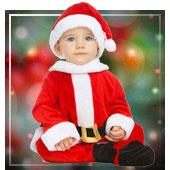 Disfraces de navidad para bebe