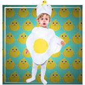 Disfraces originales de bebé