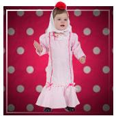 Disfraces de san Isidro para bebe
