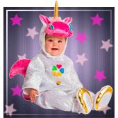Disfraces de unicornio para bebe