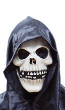 máscaras calavera para disfraz
