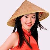 Chapeaux de Chinois, Ninja et Oriental