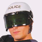 Chapeaux de Police et Prisonnier