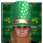 Chapeaux pour St. Patrick