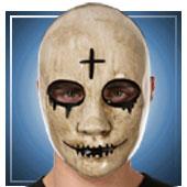 Masques pour Halloween