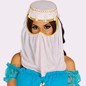 Coiffes Arabes et Hindous