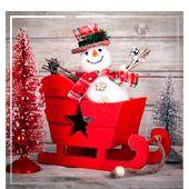 Animaux en peluche et poupées de Noël