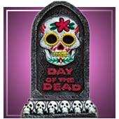 Décoration Dia de los Muertos