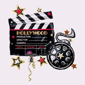Decoración de películas, cine y tv