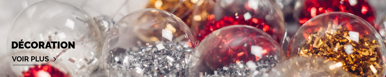 Decoration pour Noël
