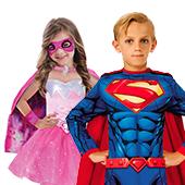 Déguisement de Super-héros et BD