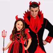 Déguisements de Démons et Diablesses