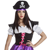 Déguisements de Pirates et Corsaires pour femmes