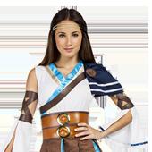Déguisements de Romaines, Égyptiennes et Grecques pour femme