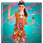 Déguisements de Hippie pour filles