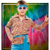 Déguisements de Hippie pour garçons