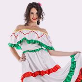 Déguisements Peuples du Monde Mexicains