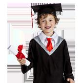 Déguisements pour enfant fin d'année scolaire