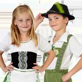 Déguisements pour enfants Oktoberfest