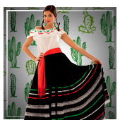 Déguisements Mexicains por femmes