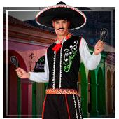 Déguisements Mexicains por hommes