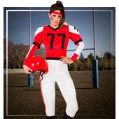 Déguisements sportifs pour femmes
