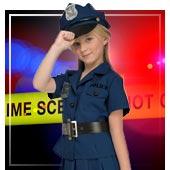 Déguisements uniformes et métiers