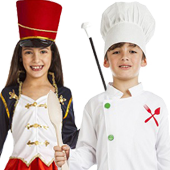 Déguisements uniformes pour enfants