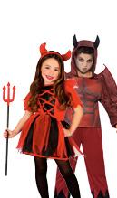 disfraz de demonio o diablesa para niño