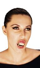Dientes y dentaduras para disfrazarse