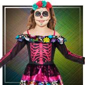 Disfraces de halloween para niña