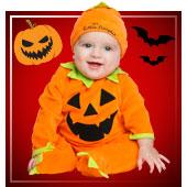 Disfraces de calabazas halloween